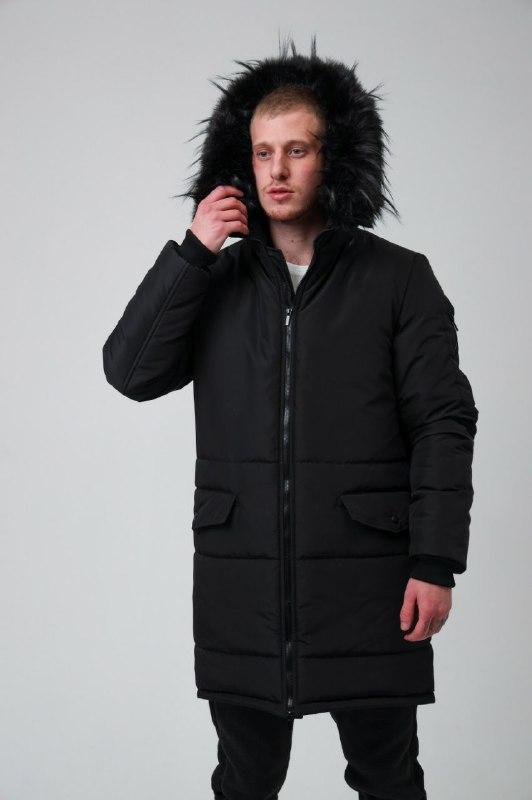Куртка Зимняя Мужская теплая Пуховик