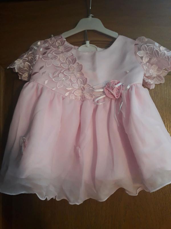 Плаття дитяче нарядне. Нарядное платье