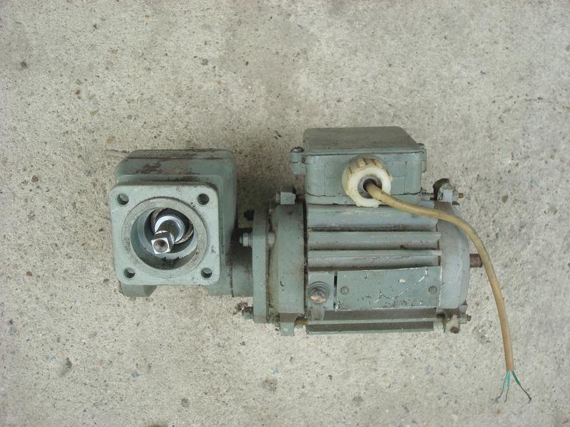 электро двигатель редуктор