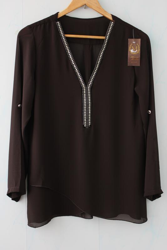Блуза, италия на м-л размер