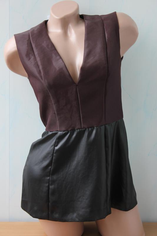 Роскошная дизайнерская блуза cedric charlier
