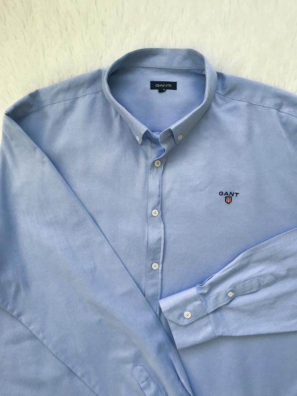 Чоловіча сорочка Gant великого розміру