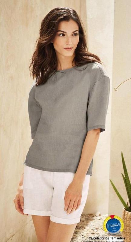 Льняные белые шорты 38-40с карманчиками
