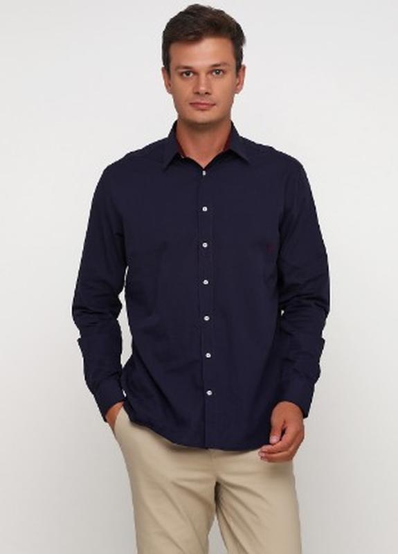 Стильная рубашка  р.41