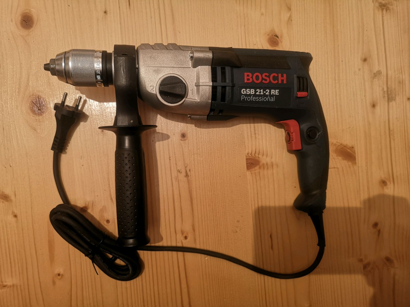 Bosch GSB 21 2 RE