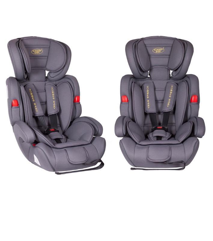 Крісло Автомобільне Summer Baby 9-36 кг  модель Cosmo. - Фото 3