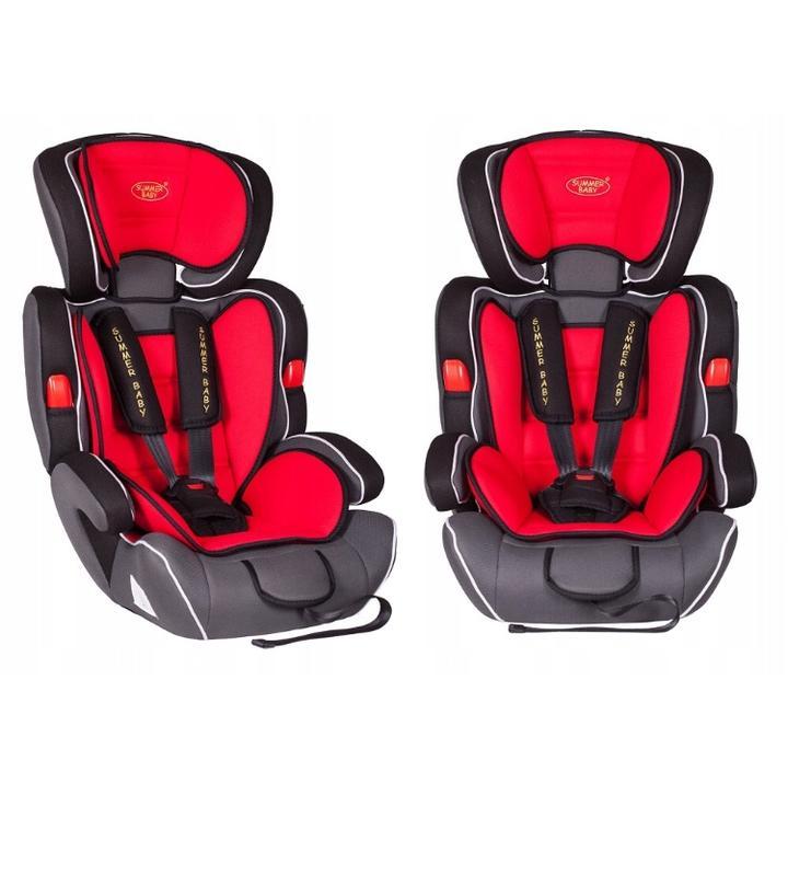 Крісло Автомобільне Summer Baby 9-36 кг  модель Cosmo. - Фото 2
