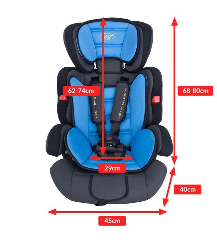 Крісло Автомобільне Summer Baby 9-36 кг  модель Cosmo. - Фото 7