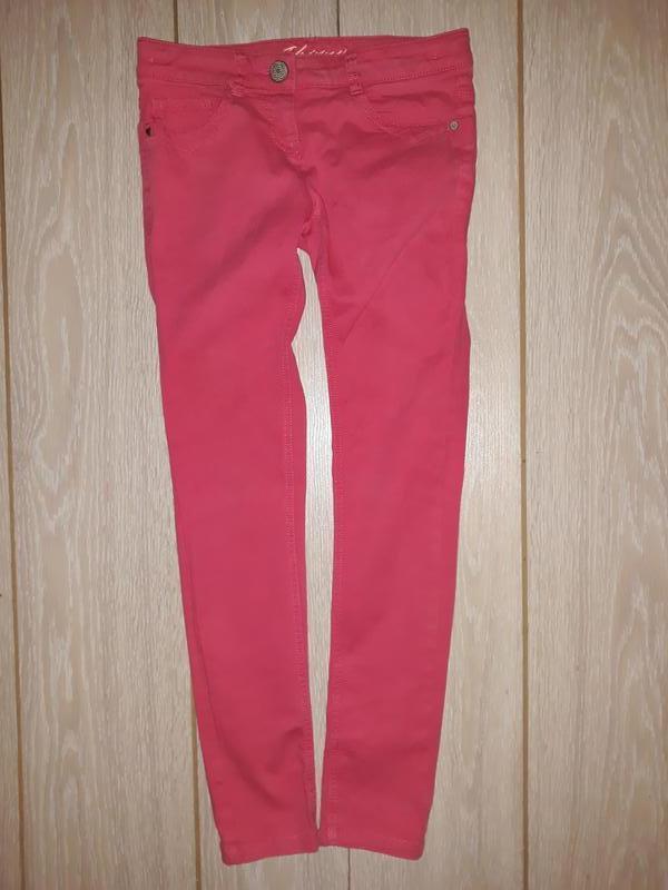 Яркие джинсы i love next на 12 лет