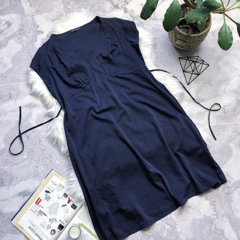Легкое нарядное платье