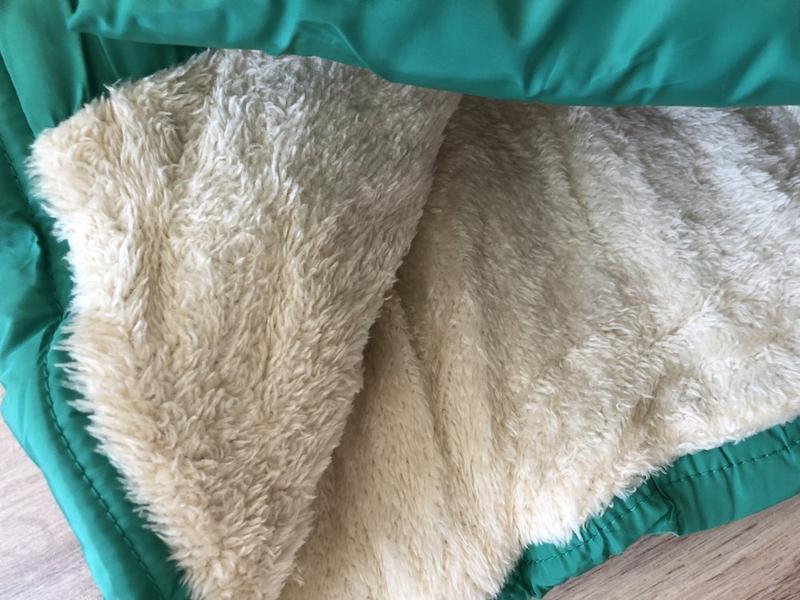 Очень красивая и нежная куртка! рост 116 - Фото 5