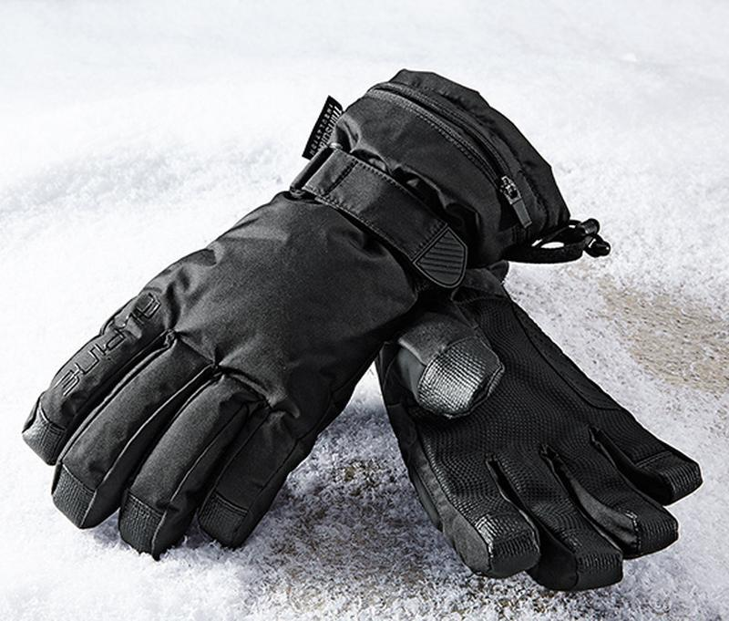 Перчатки, alpine, tcm, tchibo, размер 7.5