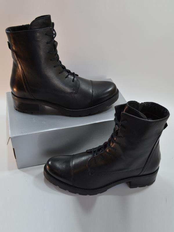 Германия оригинал! ботинки повыш комфорт натур кожа! 1000 пар тут