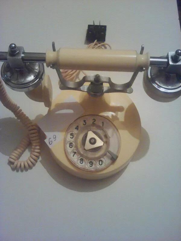 """Телефон""""стелла"""" ссср"""