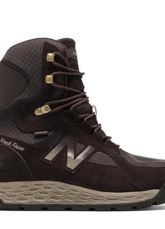Зимние термо ботинки на мембране new balance 11.5