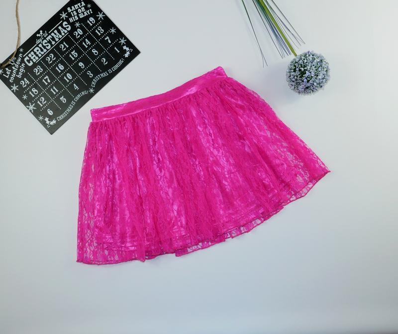 Ажурная юбка на 11-12 лет, рост 152 см