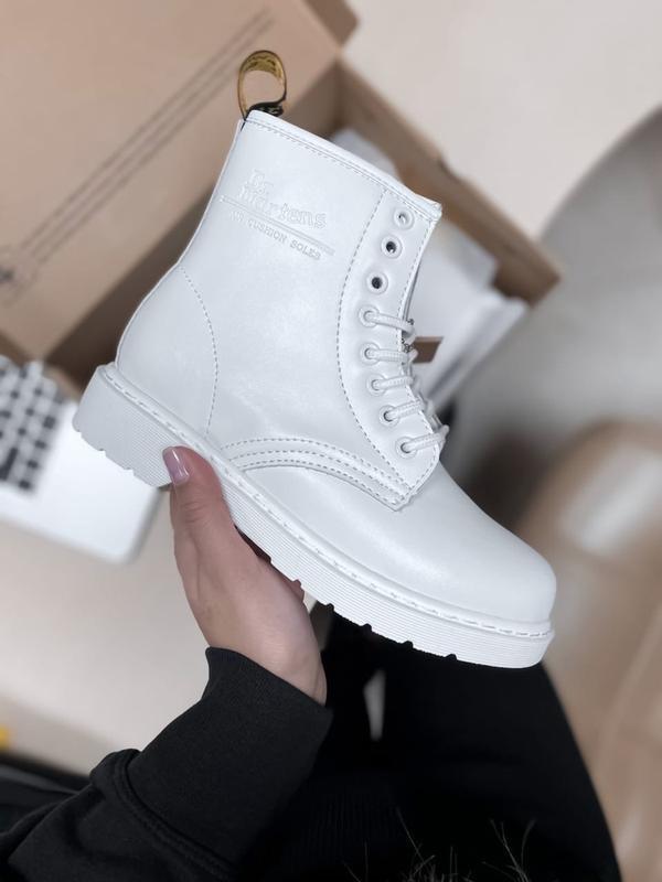 Ботинки женские зимние ❄ dr. martens  ❄на меху