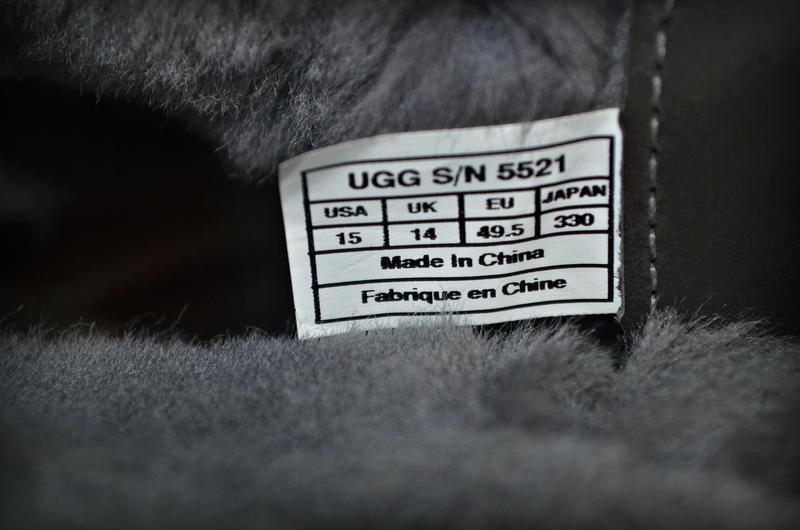 Ботинки ugg, 49 размер - Фото 9