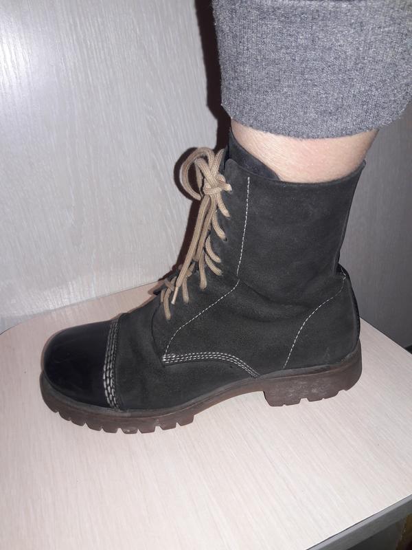 Стильные ботинки италия.