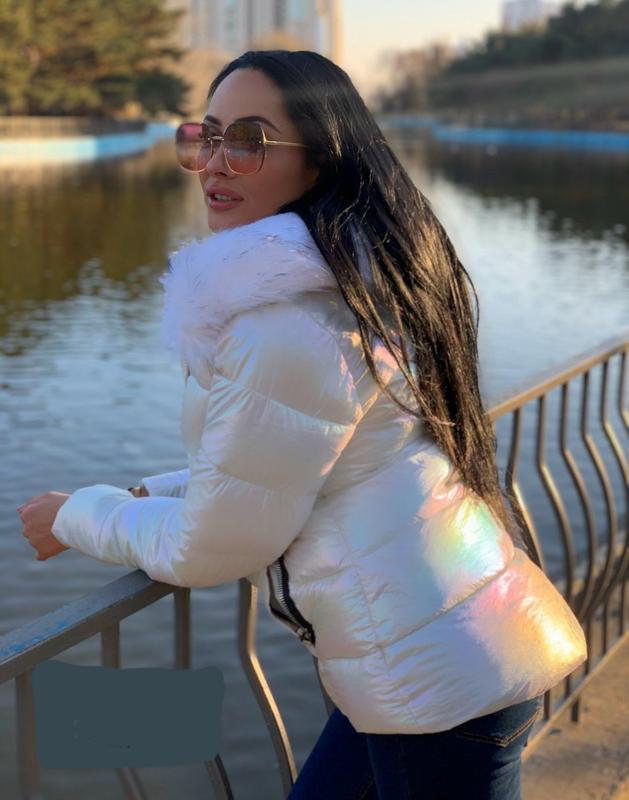 Красивенная куртка зима все размеры