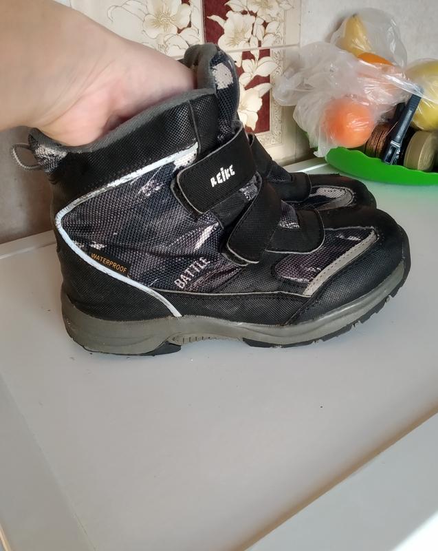 Зимние теплые термо ботинки Reike р. 33-34, оригинал. Тинсулейт