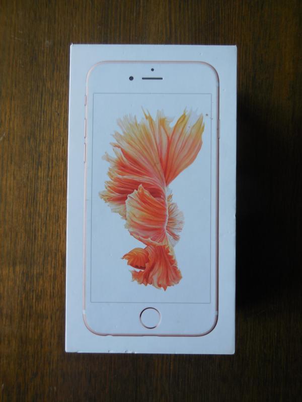 Apple iPhone 6s 128GB Rose Gold - Фото 6