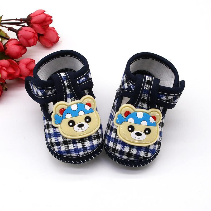 16 первая обувь малыша/ повседневные пинетки/ тапочки
