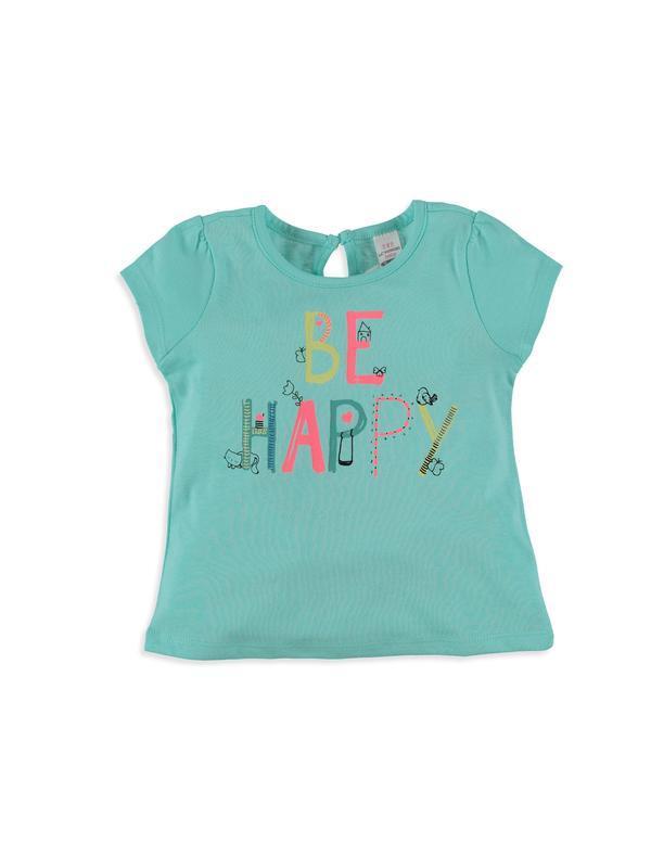 Lcw детская футболка для девочки арт. 16187