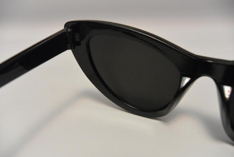 Солнцезащитные очки зеркальные арт. 47 - Фото 3