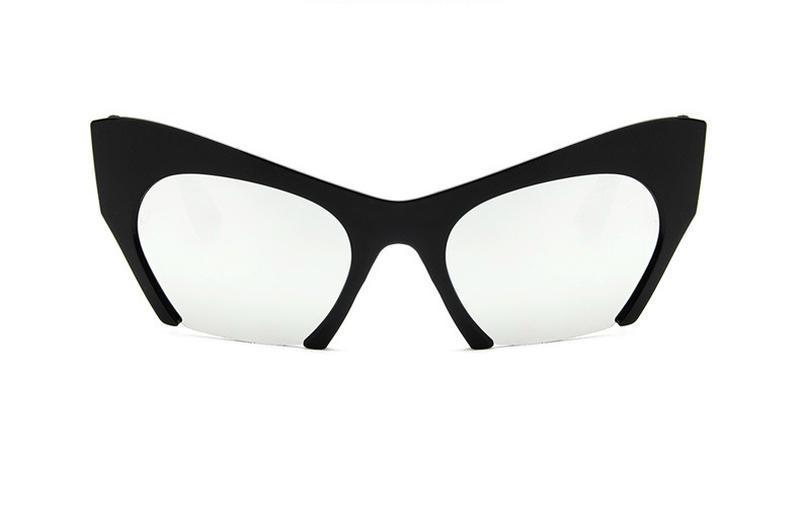 Солнцезащитные зеркальные очки арт. 46 - Фото 2