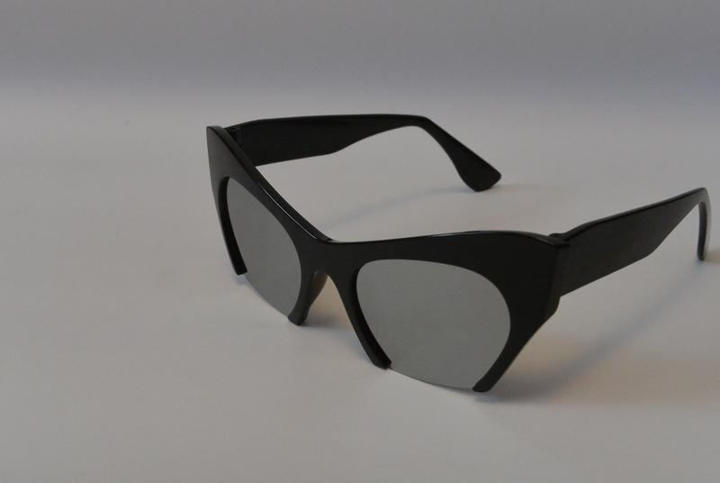Солнцезащитные зеркальные очки арт. 46 - Фото 4