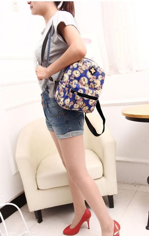 Молодежный рюкзак арт. 322 - Фото 2