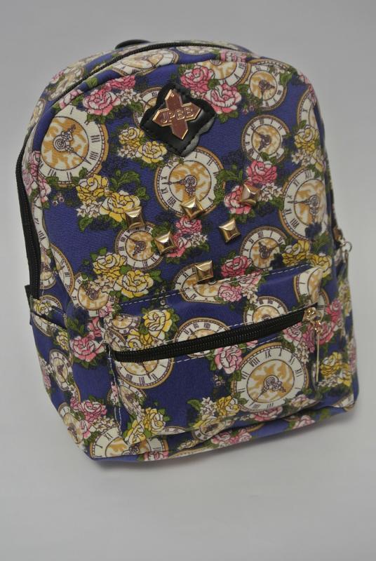 Молодежный рюкзак арт. 322 - Фото 3