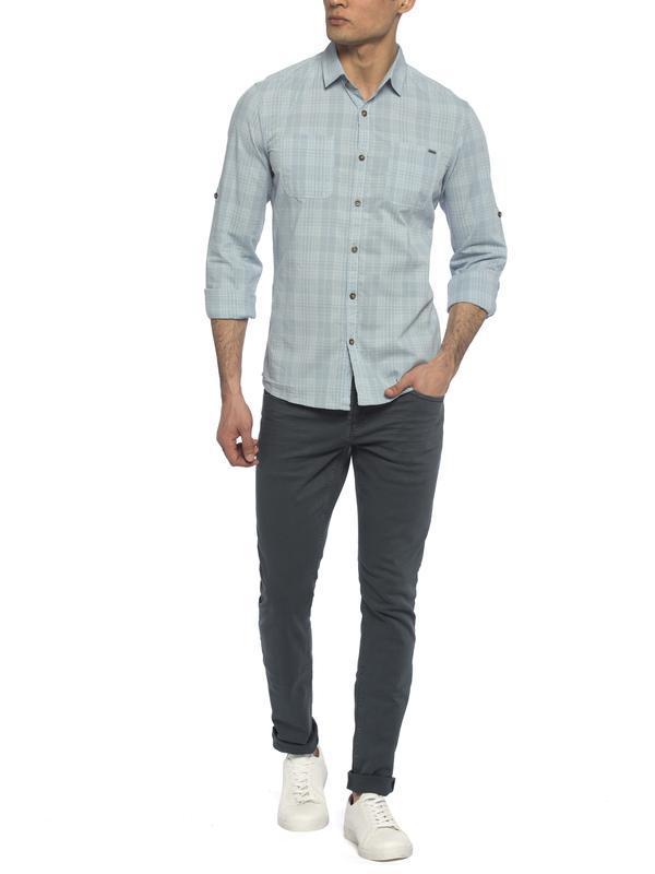 Мужская рубашка арт. 168