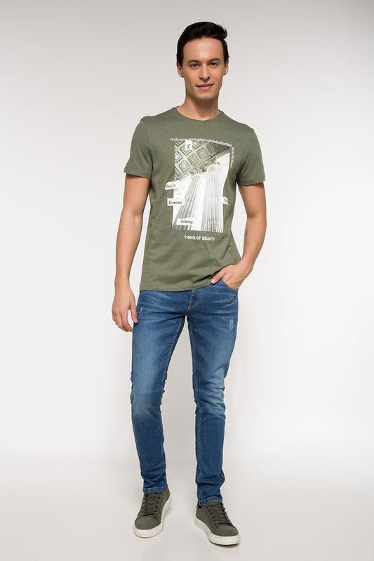 Мужская футболка арт. 211