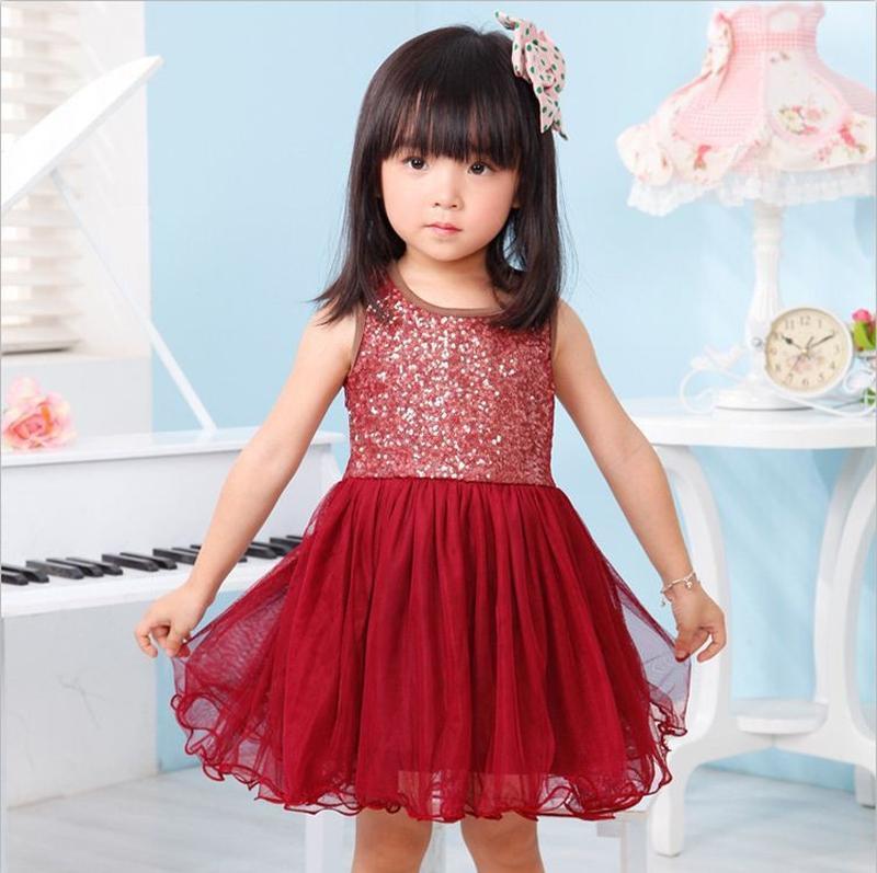 Детское платье 1238н