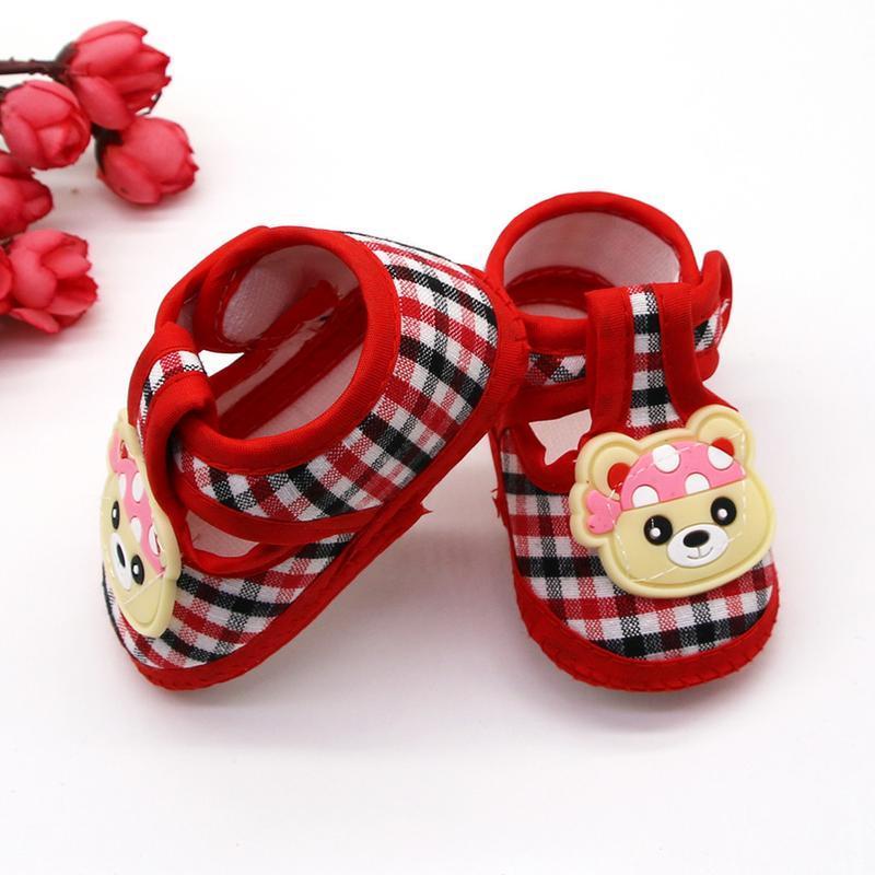 16 первая обувь малыша/ повседневные пинетки/ тапочки - Фото 2