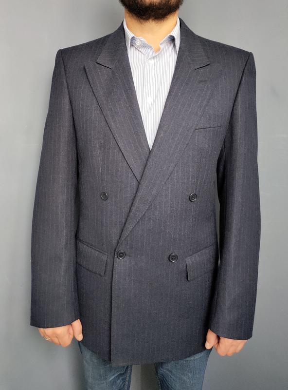 Новый английский шерстяной блейзер пиджак centaur