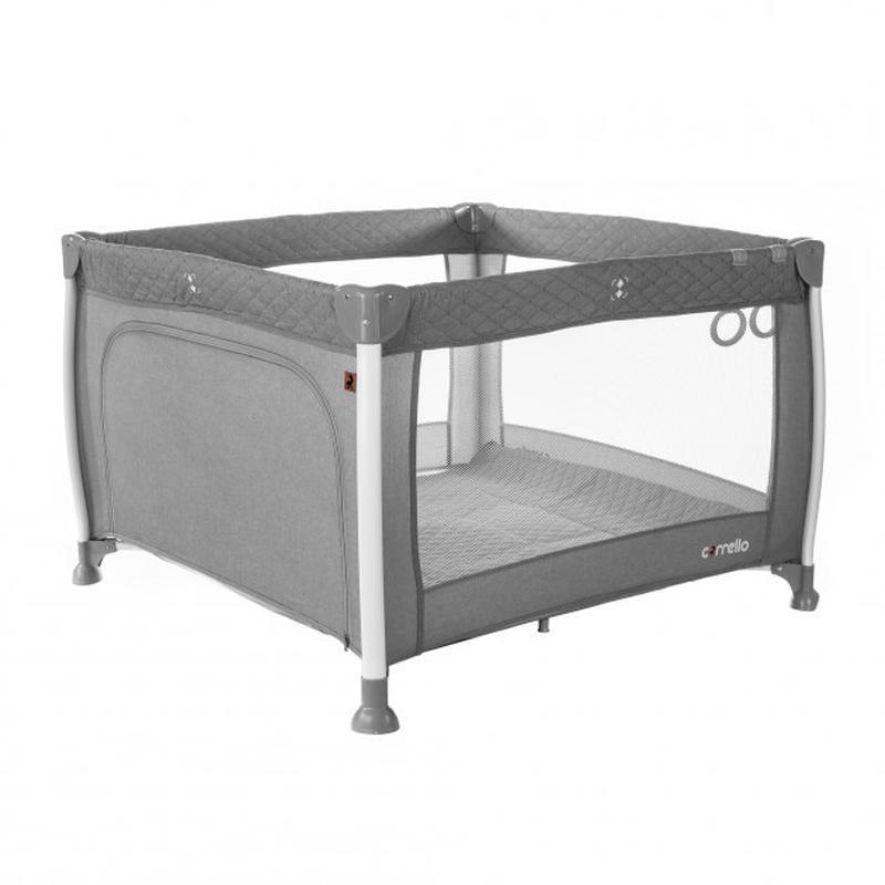 Детский манеж кроватка для ребенка CARRELLO Cubo CRL-11602/1 S...