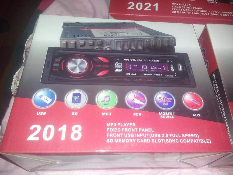 Автомагнитола MP3 - Фото 2