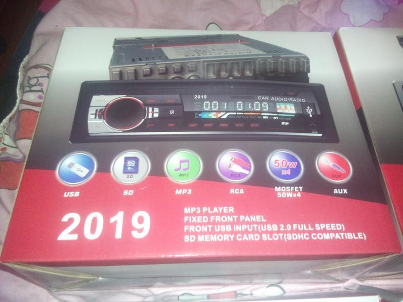 Автомагнитола MP3 - Фото 3