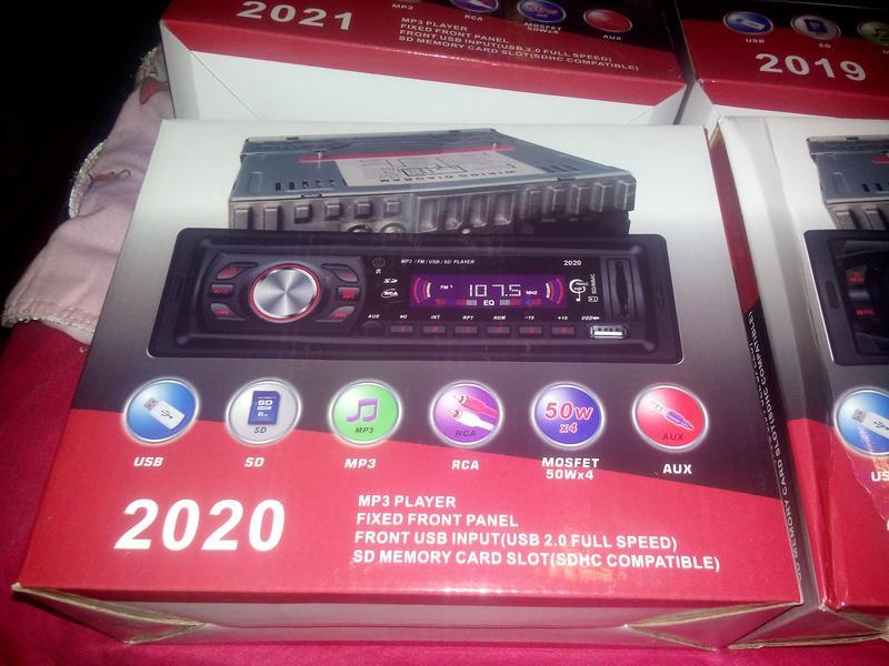 Автомагнитола MP3 - Фото 4