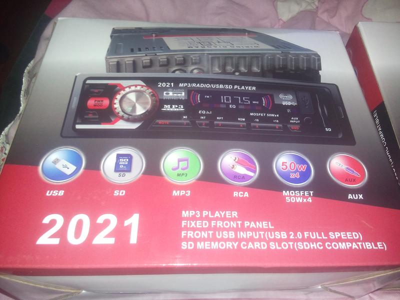 Автомагнитола MP3 - Фото 5