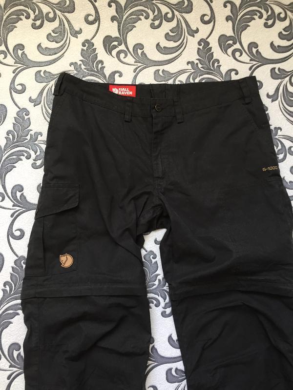 Штаны шорты fjallraven g-1000 44р.
