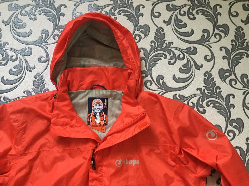 Куртка дождевик sherpa lamjung men rain jacket m(xl)