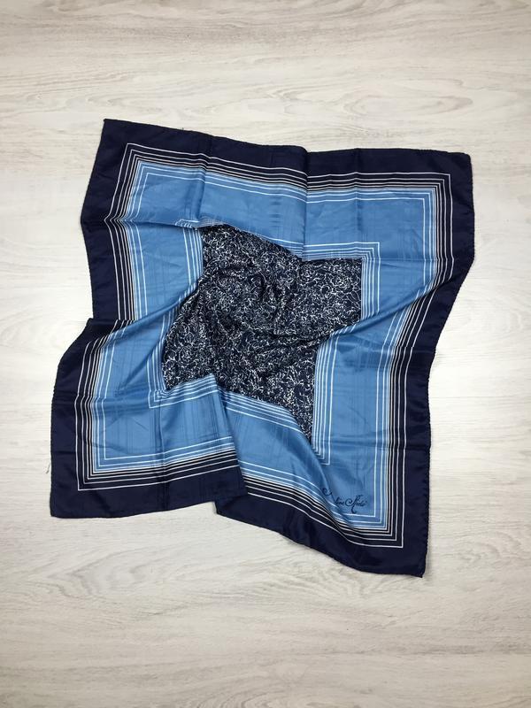 Jacqueline rido шелковый платок