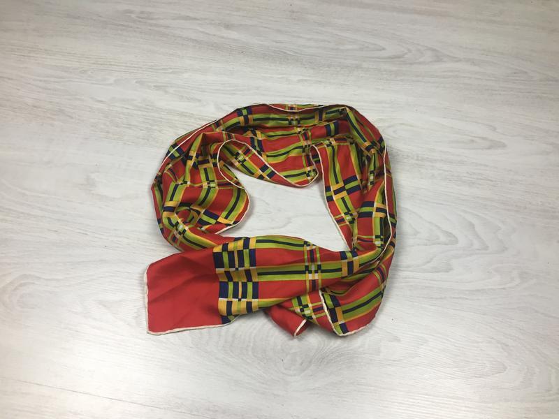 Шелковый платок galimberti