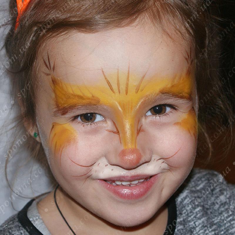 Аквагрим на детский праздник - Фото 4