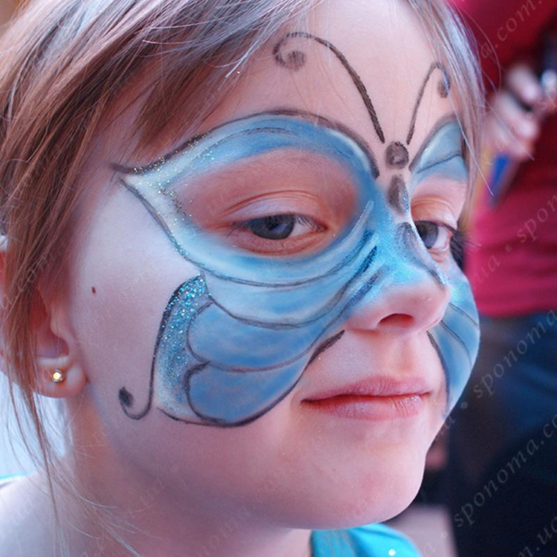 Аквагрим на детский праздник - Фото 5