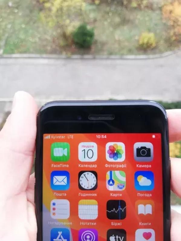 APPLE Iphone 7 32 Matt Black Neverlock Комплект - Фото 6